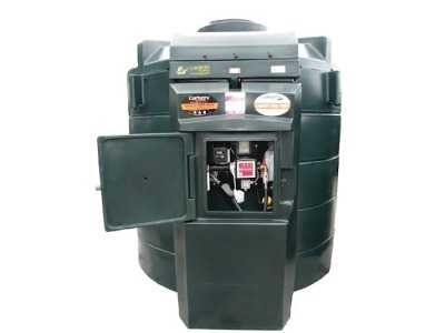Carbery Fuel Point Premium Bunded Diesel Tanks