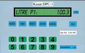 Kasar DPC-1 Pulse counter/controller