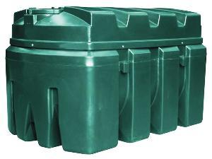 Titan Bunded Heating Oil Storage Tanks